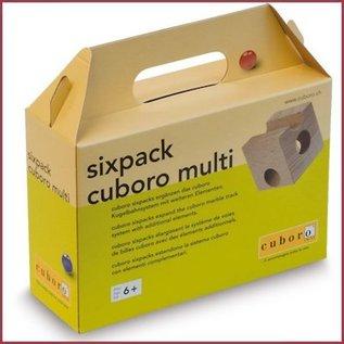 Cuboro Cuboro sixpack multi
