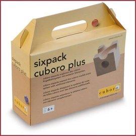 Cuboro Cuboro Sixpack Plus