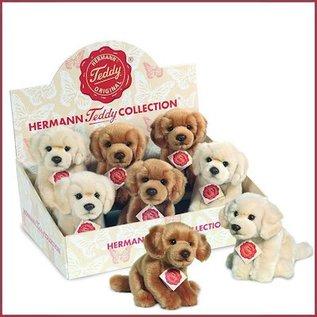 Hermann Teddy Hondje zittend