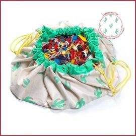 Play & Go Speelgoed opbergzak Play&Go - Cactus
