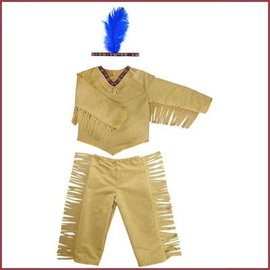 Trullala Indianenpak - Native dress M