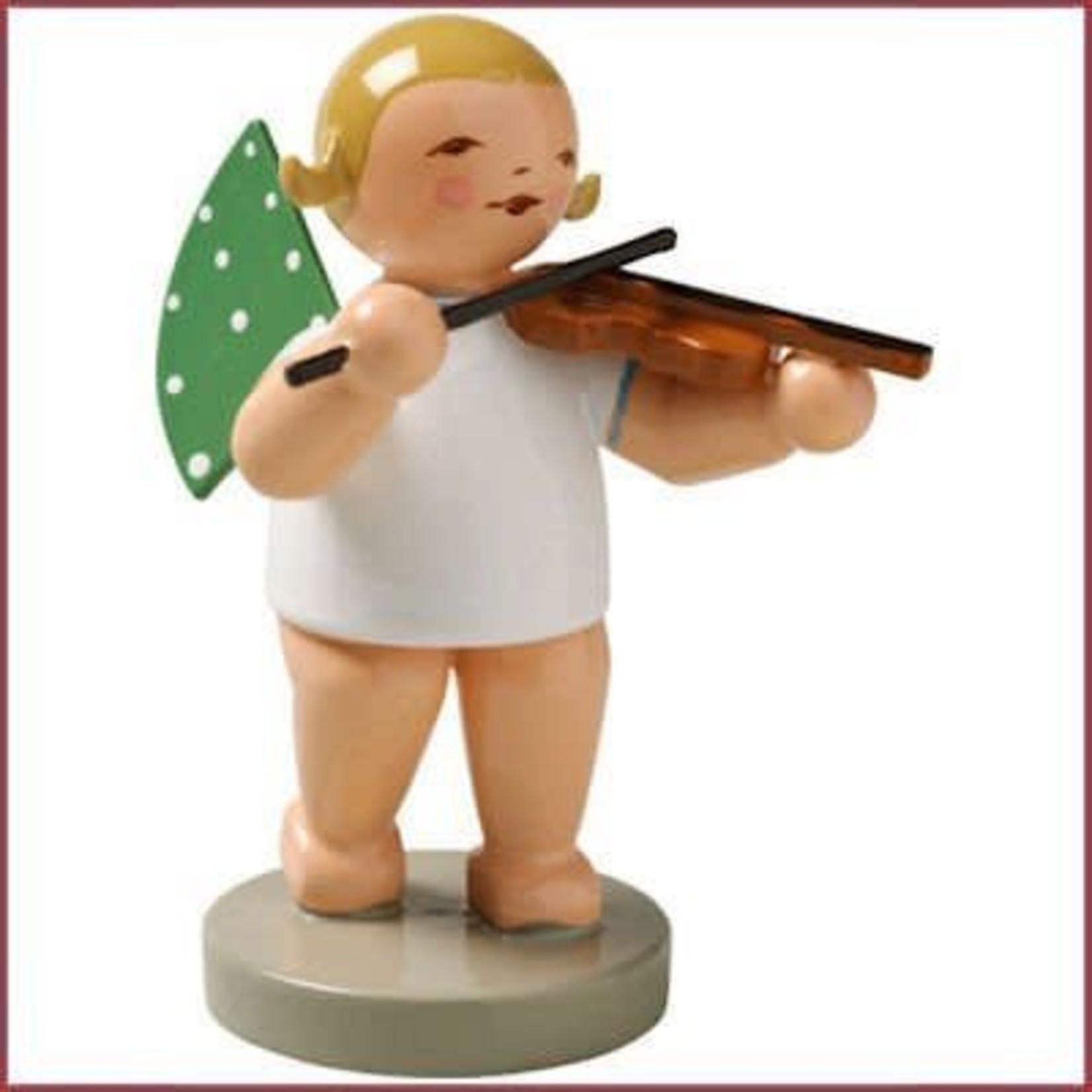 Wendt & Kühn Grunhainichense Engel met viool