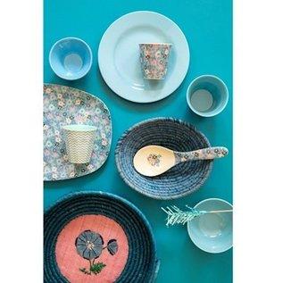 Rice Melanine Salad Spoon Boogie Print
