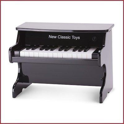 Mooie Houten Piano.New Classic Toys E Piano