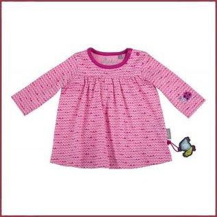 Sigikid T-Shirt LS, begonia roze