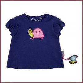 Sigikid T-Shirt, lila blauw