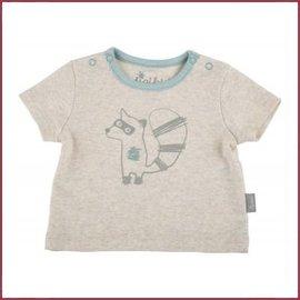 Sigikid T-Shirt New Born, melange