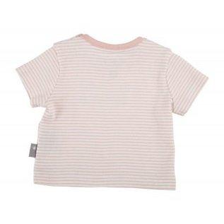 Sigikid T-shirt New Born, Peach/Skin