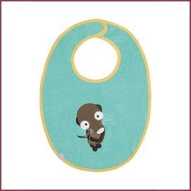 Lässig Waterproof slabbetje Medium Wildlife Meerkat