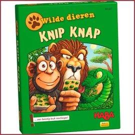Haba Kaartspel Wilde Dieren