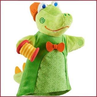 Haba Muziek Handpop Krokodil