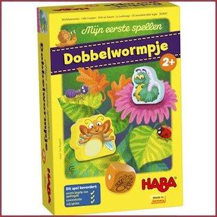 Haba Mijn Eerste Spel - Dobbelwormpje