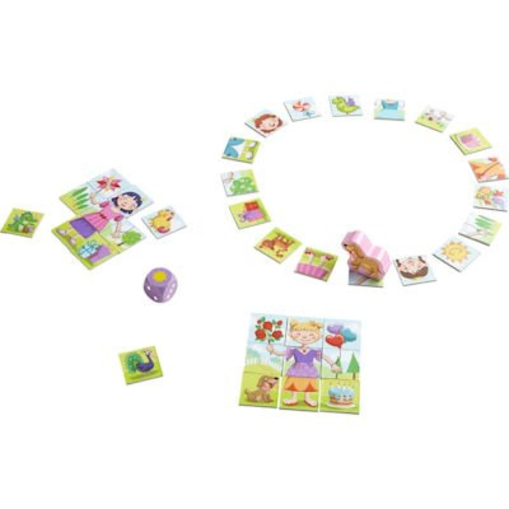Haba Minispel Prinsessen Mix-Max