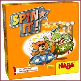 Haba Minispel - Spin it!