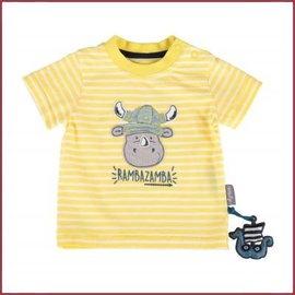 Sigikid T-Shirt RambaZamba geel
