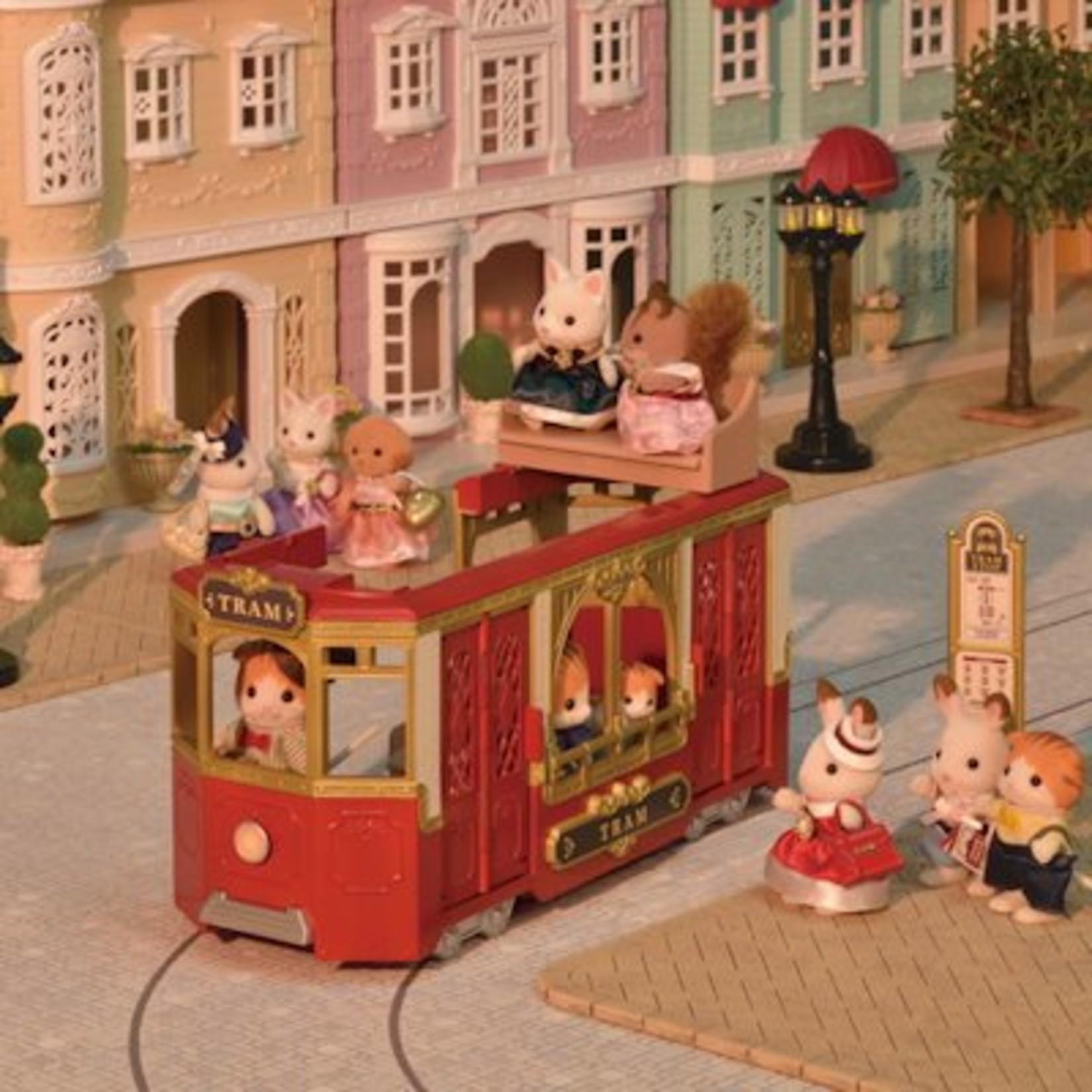Sylvanian Families Tram