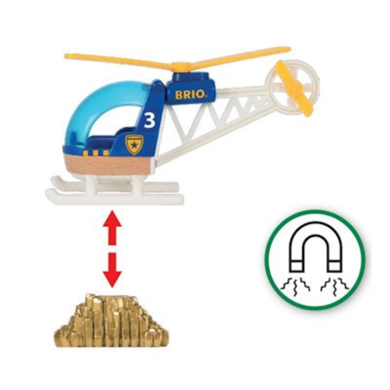 Brio Politie Helicopter