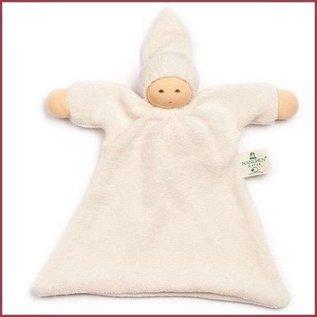 Nanchen Knuffelpopje wit
