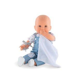 Corolle Babypop Gaby gaat naar de crêche, 36 cm