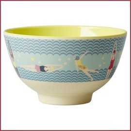 Rice Rice Bowl Two Tone Small - Swimster Print
