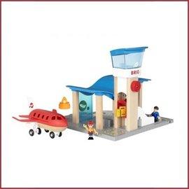 Brio Vliegveld met verkeerstoren