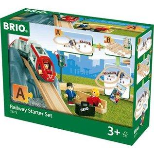 Brio Brio World Startset A, met passagierstrein