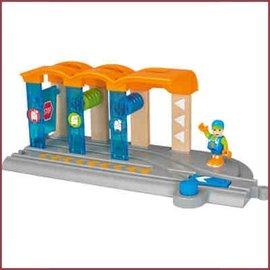 Brio SMART Wasstation voor treinen