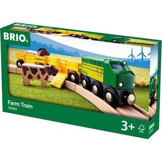 Brio Boerderij Trein Set