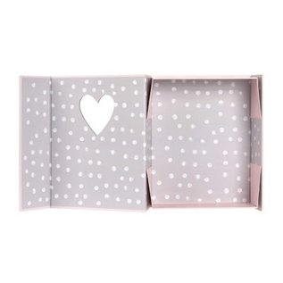 Lässig Baby welkom box roze