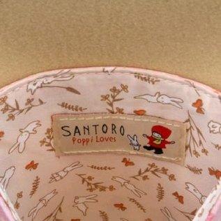 Santoro Poppi Loves Schoudertas Sakura