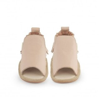 Boumy Boumy schoentje Noa Pastel Pink Leather