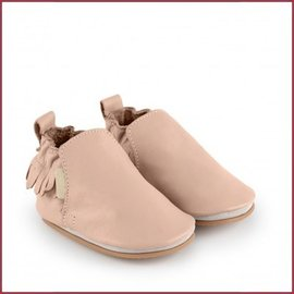 Boumy Boumy schoentje Bao Pastel Pink Leather