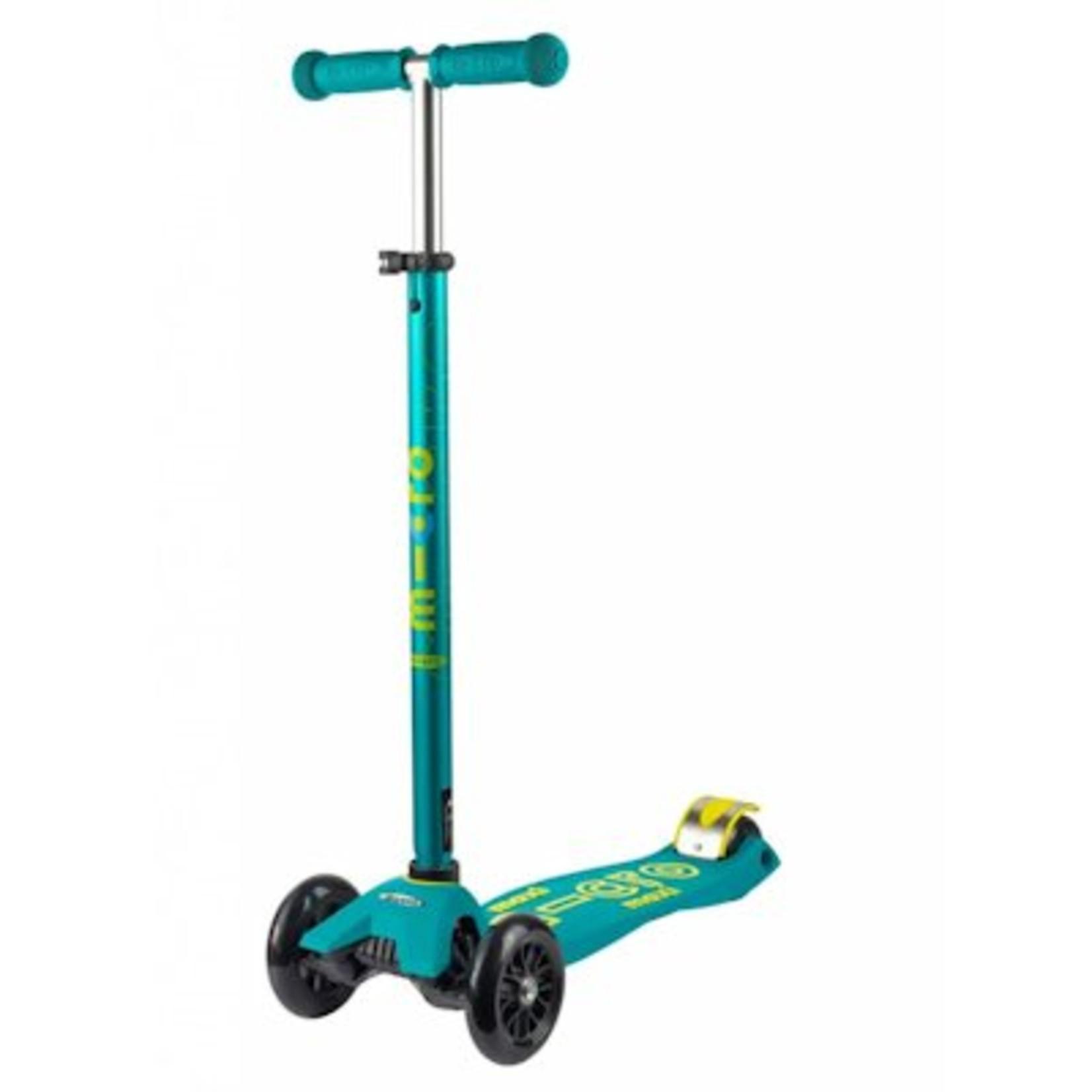 Micro Step Maxi Micro step Deluxe petrol green
