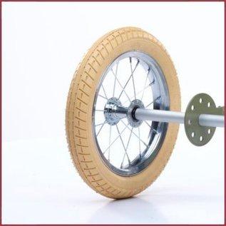 Trybike Trike Set voor Trybike van twee- naar driewieler voor Vintage Wheeleset Vintage editie
