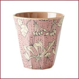 Rice Rice Cup Two Tone Medium - Wild Chervil Print