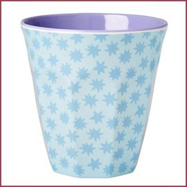 Rice Rice Cup Two Tone Medium - Stardust Print