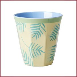 Rice Rice Two Tone Cup Palm Leaves Medium