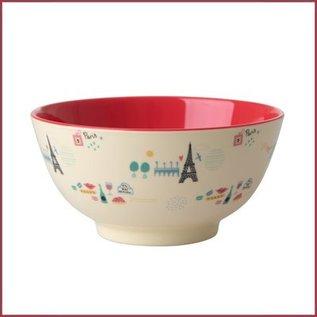 Rice Rice Bowl Small Paris Print