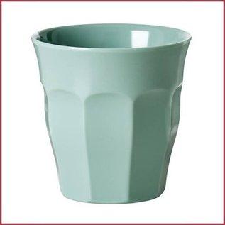 Rice Rice Cup Medium Uni Kleur - Khaki