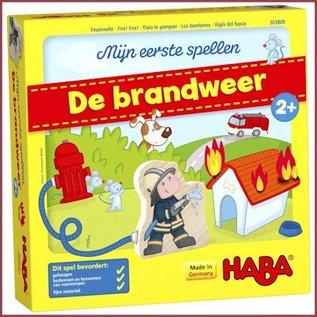 Haba Mijn eerste spel - De brandweer