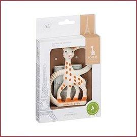 Sophie de Giraf Sophie de giraf bijtring in wit geschenkdoosje