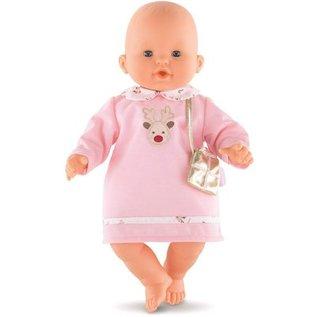 Corolle Jurkje Vrolijk Rendier babypop 36 cm