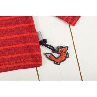 Sigikid Shirt lange mouw oranje