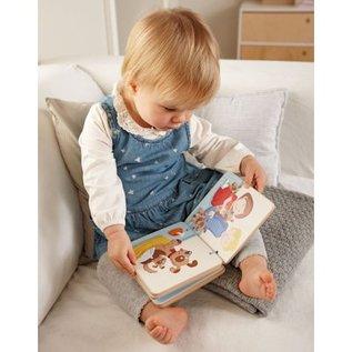 Haba Houten Babyboekje Dierenkinderen