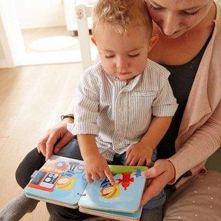 Haba Houten Babyboekje Brandweer