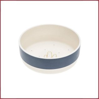 Lässig 4Babies Bamboo bowl Glama Lama blue