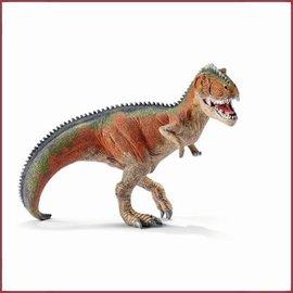 Schleich Giganotosaurus, oranje