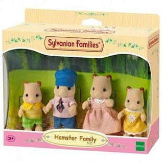 Sylvanian Families Familie Hamster