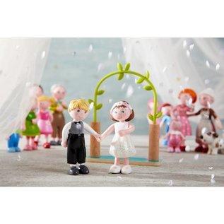 Haba Little Friends - Bruidspaar