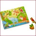 Haba Geluidenpuzzel - In de Jungle
